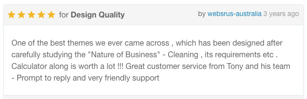 Cleaning Company - Maid & Janitorial Service WordPress Theme - 4