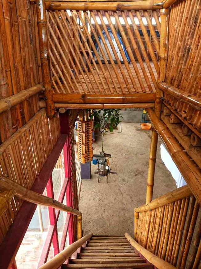 11---Internal-Bamboo-Staircase
