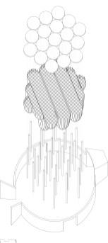 Pavilion Assembly Isometric