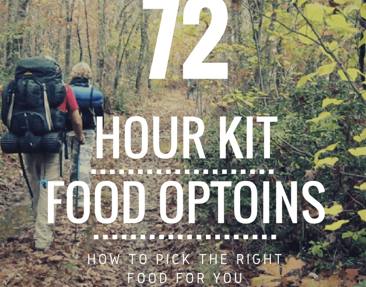 Looking at all the different 72-hour kit food options can be tricky. There is such a variety to choose form. Read their pros and cons of the most common