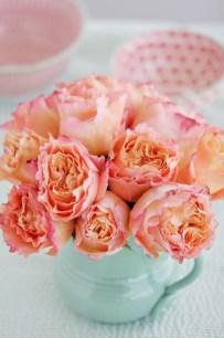 Table flowers idea