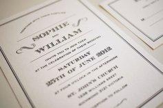 1920s-style invitation, by ThreeEggsDesign on etsy.com