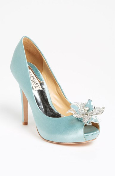 Badgley Mischka 'Cleone' Pump, available from shop.nordstrom.com