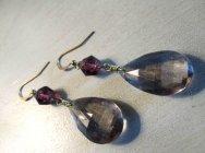 Earrings, by SpacesAndFaces on etsy.com