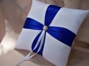 Ring-bearer pillow, by Allofyou on etsy.com