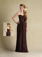 Bridesmaid dress from astrabridal.co.nz