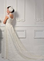Christine wedding dress - US$300, by pandaandshamrock on etsy.com