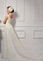 Christine wedding dress - US$300, by pandaandshamrock on etsy.com