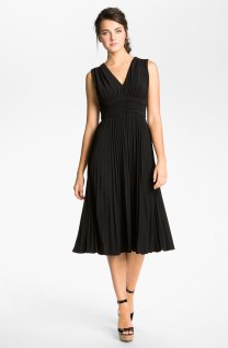 Suzi Chin for Maggy Boutique Ruched Jersey Dress, from nordstrom.com