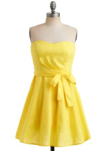 Zest Is More dress, from modcloth.com