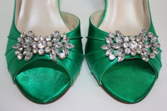 Wedding shoes, by Parisxox on etsy.com