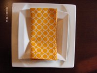 Cloth dinner napkins, by BabyGigglesOnline on etsy.com