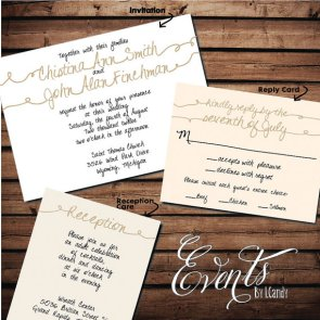 Invitation, by Eventsbyicandy on etsy.com