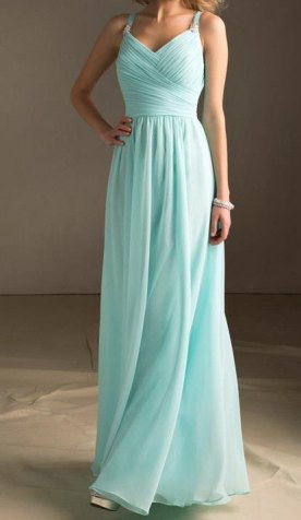 Bridesmaid dress, by SpcialDresses on etsy.com