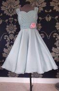 Bridesmaid dress, by VintageBridalbyCarol on etsy.com