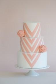 Wedding cake idea {via ericaobrien.com}