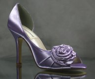 Wedding heels, by DesignYourPedestal on etsy.com