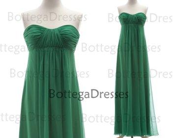 Bridesmaid dress, by BottegaDresses on etsy.com