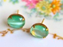 Earrings, by heathernn1 on etsy.com