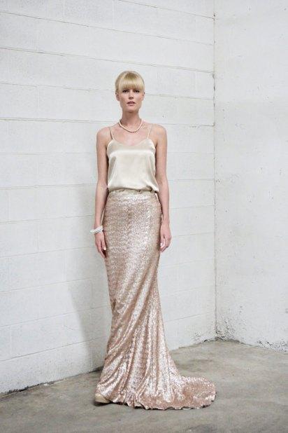 Full-length skirt, by ShopDionne on etsy.com