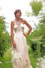 Wedding dress, by RetroVintageWeddings on etsy.com