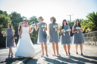 Bridesmaid dresses, by luminia on etsy.com