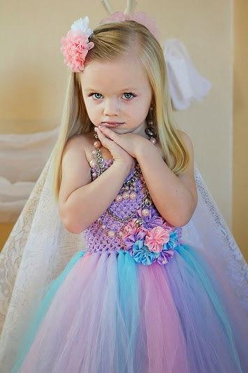 Flower girl dress, by krystalhylton on etsy.com