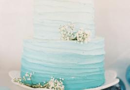 Wedding cake inspiration {via memento-designs.com}