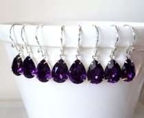 Bridesmaid earrings, by JBMDesigns on etsy.com
