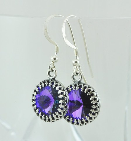 Earrings, by JAMJewelryShop on etsy.com