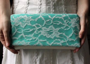 Jade clutch purse, by goodmarvin on etsy.com