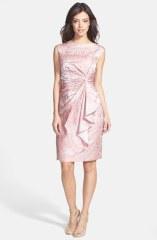 Maggy London Peony Jacquard Dress - nordstrom.com