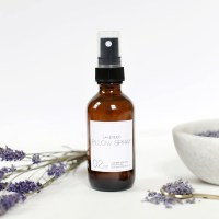 DIY Lavender Pillow Spray