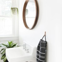 DIY Triangle Towel Holder