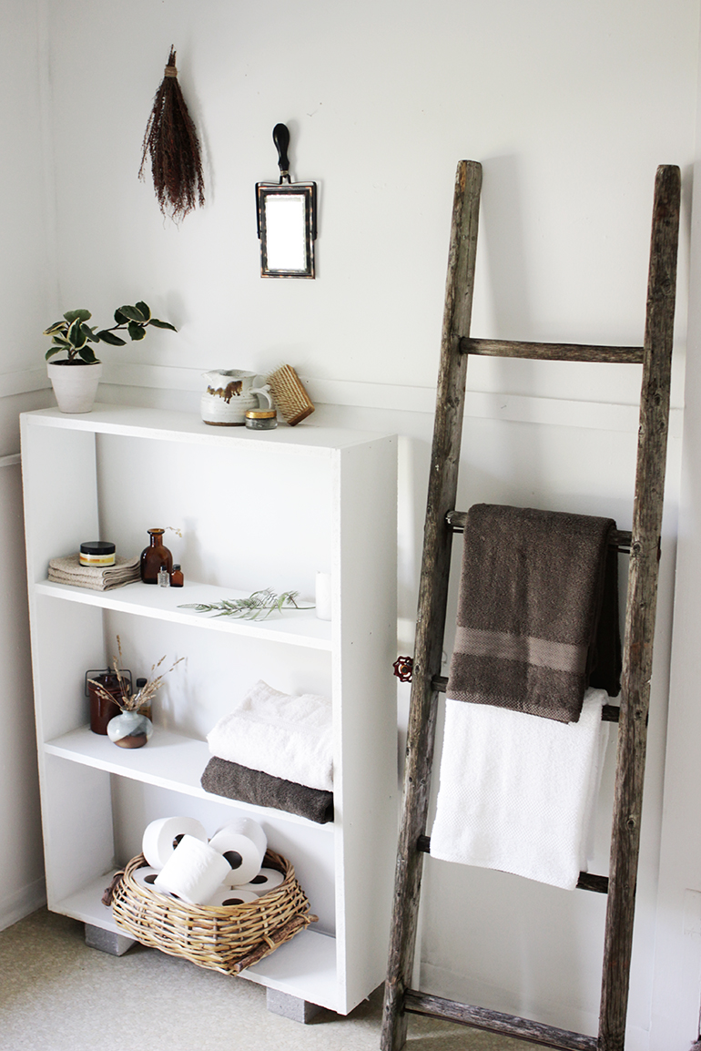 Apartment Bathroom Makeover - The Merrythought on Bathroom Ideas Apartment  id=64132