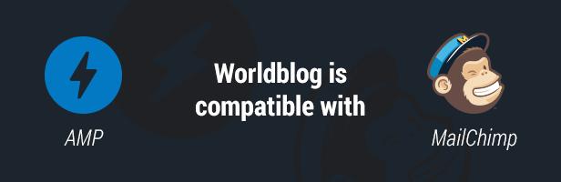 Worldblog - WordPress Blog and Magazine Theme - 9