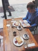 Yummy Breakfast at Elmers Green