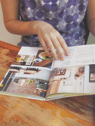 The Café even got featured in a magazine :)