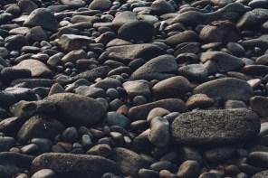 Stones are calming
