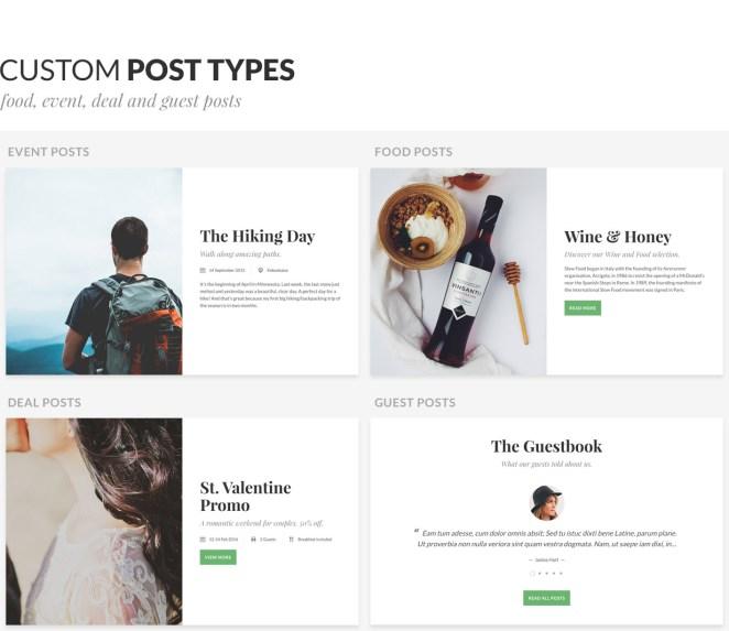 Hemma - A WordPress theme for Holiday Houses - 3