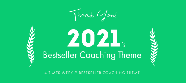 bestseller coaching theme of 2021 by pixelwars - efor wordpress coaching theme for coaches