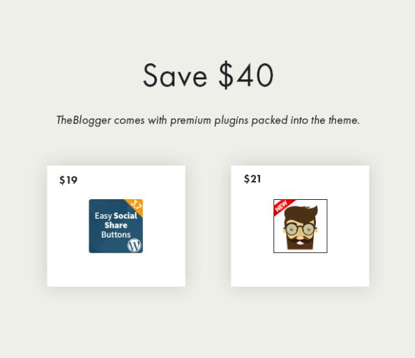 theblogger plugins