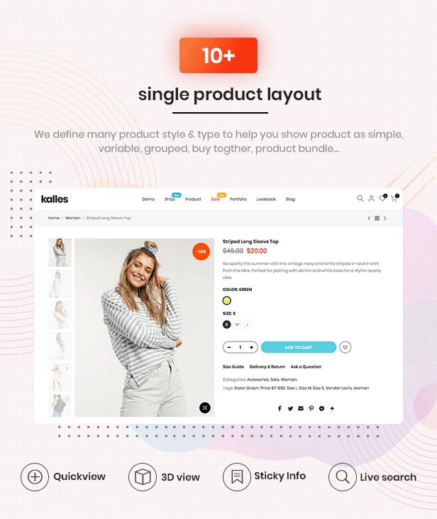 Kalles - Clean, Versatile, Responsive Shopify Theme - RTL support - 13