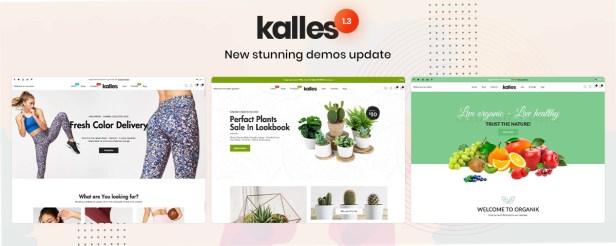 Kalles - Clean, Versatile, Responsive Shopify Theme - RTL support - 5