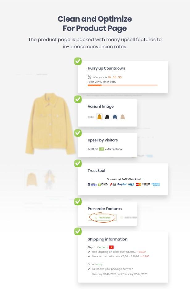 Molla - Multipurpose Responsive Shopify Theme - 10