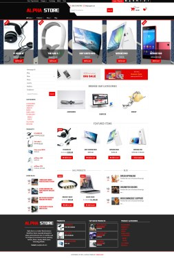 alpha-store-homepage