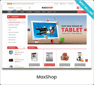 MaxShop - Multipurpose WooCommerce WordPress Theme