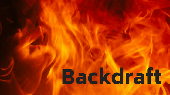 Backdraft Blog