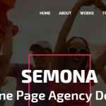 Semona WordPress Theme
