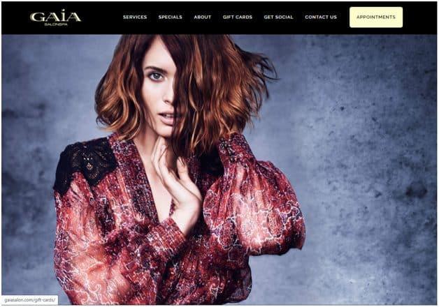 The 16 Best Hair Salon WordPress Websites